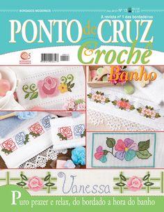Reembolso Central :: Ponto de Cruz & Crochê Banho