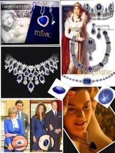 Sapphires, the Intensity of blue