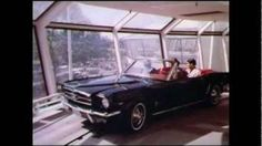 1964 world's fair mustang - YouTube
