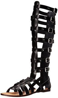 nice Madden Girl Women's Penna Gladiator Sandal