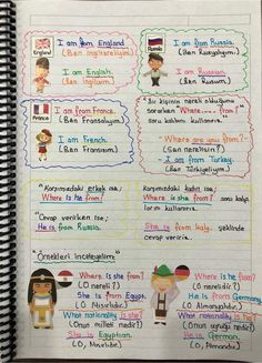 Teaching English, Bullet Journal, France, French Resources, French