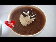 Easy Marshmallow Pudding 超簡単マシュマロプリンの作り方 Recipe