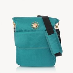 Swing Camera Carryall by Jill.E -Turquoise // I love this color!