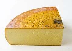 A wedge of Klein River Cheese Artisan Cheese, Wedge, River, Dishes, Food, Plate, Essen, Wedges, Utensils