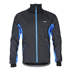 ARSUXEO Waterproof & Windproof Winter Cycling Jacket