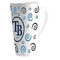 Tampa Bay Rays 16oz Latte Mug  $16.99