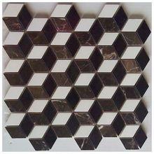 Stone Mosaic, Stone Mosaic direct from Nanan Sinocheer Building Material Co., Ltd. in China (Mainland)