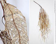 Studio Visit with Artist Lisa Kokin by Contemporary Jewish Museum, via Flickr