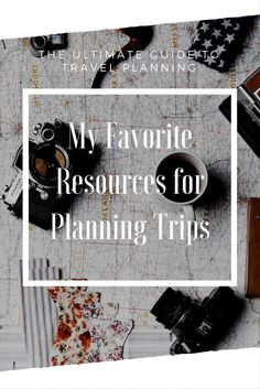 Whether you're searching for the deal of a century, you don't know what itinerary to pick, or you're looking for inspiration, these resources will give you everything that you need. Here are my favorite resources for planning trips! #travel #travelblogger #travelblog #travelhacks #budgettravel