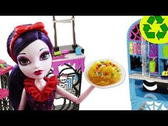 How to Make Doll Spaghetti - Easy Doll Crafts - YouTube