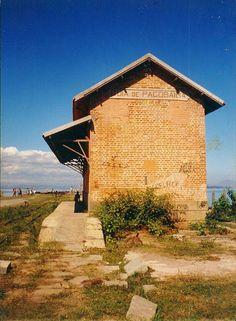 Estação de Guia de Pacobaíba.