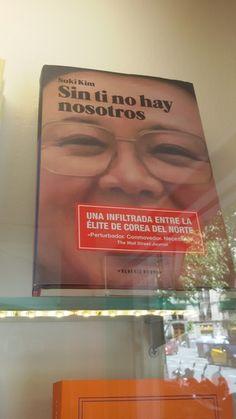 """""""Sin ti no hay nosotros"""" de Suki Kim. Blakie Books."""