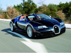 Novo Bugatti é o carro mais veloz do mundo