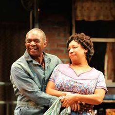 "Fences"" by August Wilson Is Next at Bat in PlayMakers' 35th ..."
