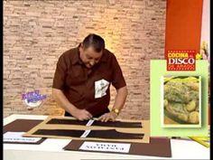 Hermenegildo Zampar - Bienvenidas TV - Explica la progresión del pantalón de dama. - YouTube