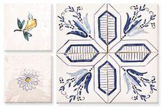 Recuperacion de la belleza y estetica de los antiguos azulejos ceramicos