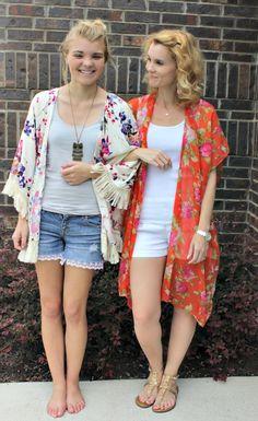 A Tale of Two Kimono