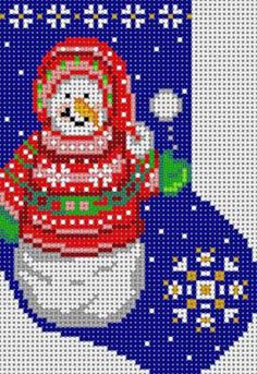 Snowman Mini Stoc