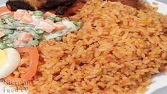 Dealdey Delicious Meal For Two Delivered Jollof Rice