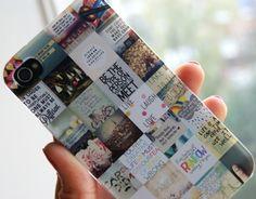 DIY iPhone case Quotes