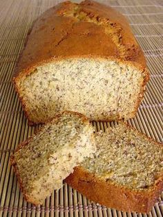 This is simply the best banana bread I have ever tasted. The sour cream keeps it moist. It was a blue ribbon winner at the Milwaukee fair. I bake it in tin foil loaf pans, as my oven is hot. It is a 1935 recipe.