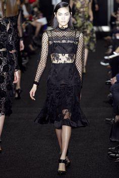 Erdem Fall 2013 Ready-to-Wear Fashion Show - Chiharu Okunugi