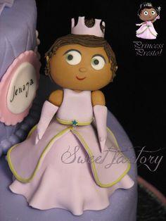 Princess Presto Figurine / Princess Presto 3D