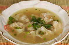 Wonton soup | casaveneracion.com