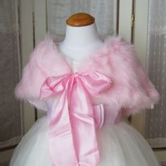 Controversial autumn and winter flower girl skirt child princess dress accessories two-color fur shawl mp56 on AliExpress.com. 15% off $17.15