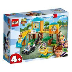 LEGO® Disney Pixar Toy Story 4 Buzz & Bo Peep's Playground Adventure 10768 | Target Australia