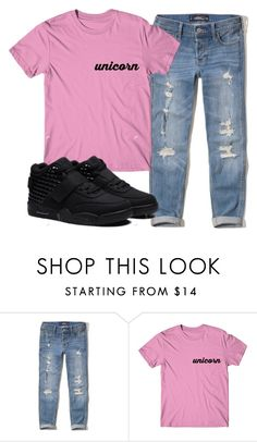 """""""Unicorn"""" by sarcastic-unicorn-13 on Polyvore featuring Hollister Co."""