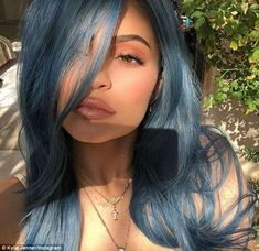 Hypercolor: Kylie, 20, has been changing her hair as often as her mood lately... #kyliejenner