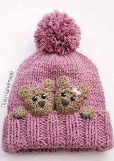 48 Awesome and Stylish Crochet Hat Patterns For New 2019 Images and Ideas – Page 44 of 48 - Knitting Bordado Baby Knitting Patterns, Free Knitting, Crochet Patterns, Hat Patterns, Sewing Patterns, Crochet Ideas, Beginner Knitting, Knitting Ideas, Knitting Basics