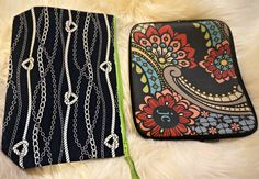 Which one is better for your planner? Erin Condren Carry All Clutch VS Thirty One Zipper Pouch - Review .