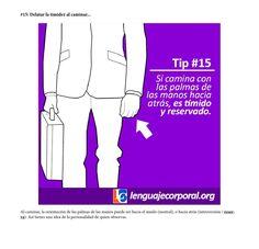 [Megapost]50 tips del lenguaje corporal