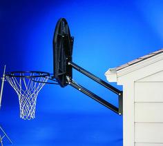 Spalding Huffy Basketball Accessory 8839s Backboard Converter Bracket
