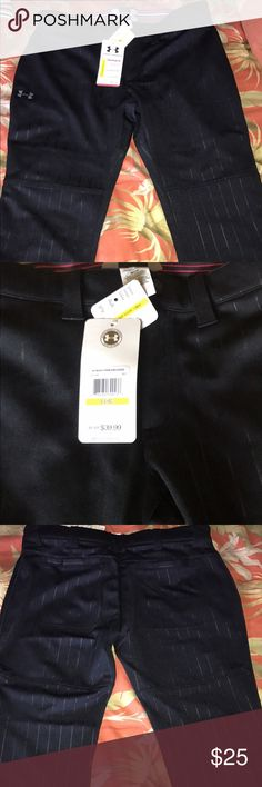 Under Armour Softball Pants Size medium UA softball pants.  New with tags. Pants