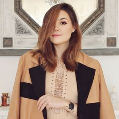 "25.3k Likes, 322 Comments - Marzia Bisognin (@itsmarziapie) on Instagram: ""Never worn such a daring outfit before. Thanks @aeryne_paris for the push! """