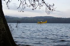 Seaplane adventure Schotland