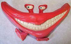 Mr. Happy - Fish With Attitude