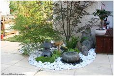 ShamWerks : Terrasse Project - Terrasse Project : Jardin Japonais <i>Tsuboniwa Chaniwa</i>