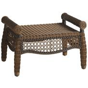 porch table (all in the dark wicker)