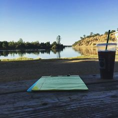 It's always nice to slow it down and remember to enjoy your surroundings!  Today I got ready a little earlier and prepped for the day somewhere a little different.  #folsom #folsomlake #negrobar #realestate