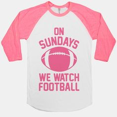 Show the pigskin some love with this awesome Football/Mean Girls mashup shirt! Everyone is going to think you'rE the belle of the BALL.  Free domestic U.S. shipping on all orders of $50 or more.