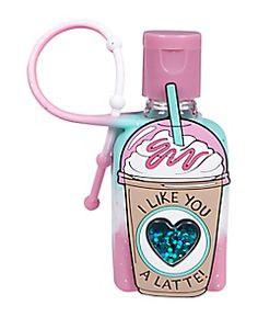 Like You A Latte Anti-Bac - Cotton Candy Scented