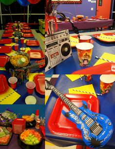 Alvin and the Chipmunks Party Decor