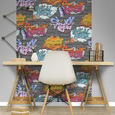 Shop - Graffiti | Annandale Wallpapers