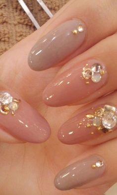 14 スモーキーネイル*staff nail の画像|Roca Nail