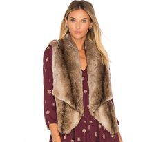 The 10 Most Glamorous Faux Fur Coats For Winter | MYSA