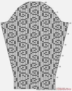 Irish Crochet Patterns, Crochet Cardigan Pattern, Crochet Diagram, Crochet Blouse, Filet Crochet, Crochet Cross, Crochet Lace, Thread Crochet, Crochet Stitches